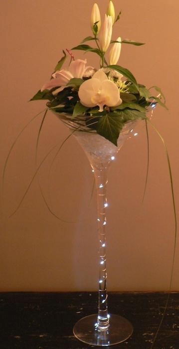 Vase Martini 70cm Loc Housse D 233 Coration Loc Housse